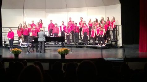 HHS hosts Fall Choral Concert