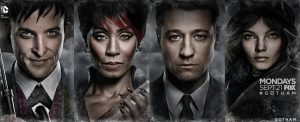 The fight for 'Gotham' continues in season two (Courtesy of https://www.facebook.com/GOTHAMonFOX/photos/).
