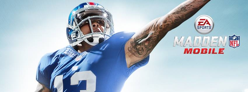 """Madden NFL Mobile"" incorporates new features than many gamers will enjoy (Courtesy of www.facebook.com/EASportsMaddenNFLMobile/photos/)."