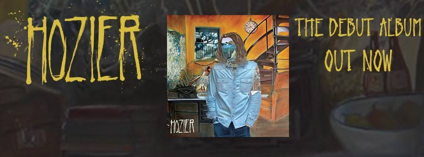Hozier's new album gains popularity as each day progresses (Courtesy of www.facebook.com/hoziermusic/photos/).