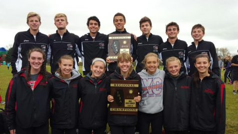 Huntley's Cross Country seniors end career on high note