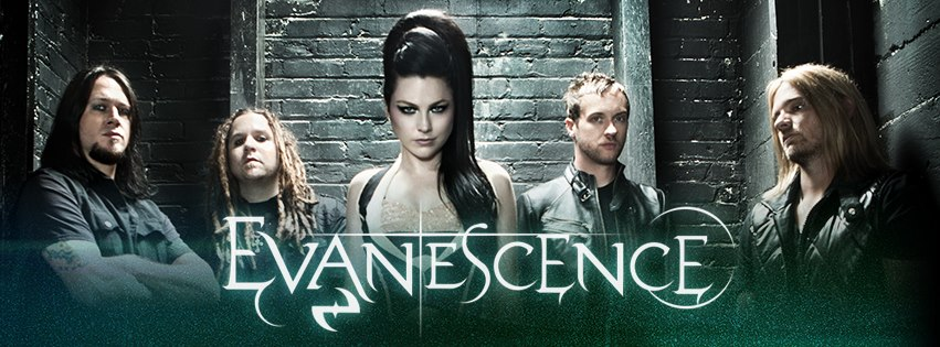 "Evanescence gives viewers a deeper meaning in their music video for ""Bring Me To Life"" (Courtesy of www.facebook.com/Evanescence/?fref=ts)."