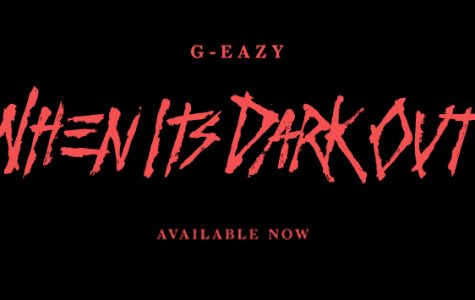 Rapper G-Eazy takes a big step with  'When It's Dark Out'