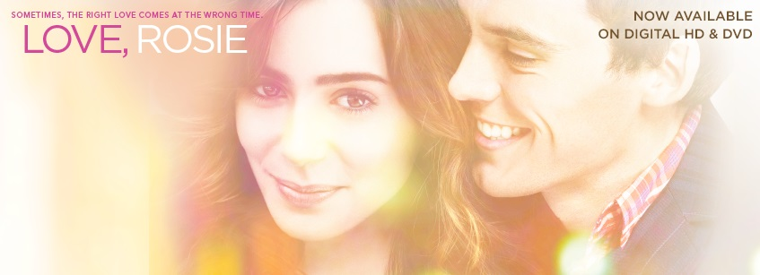 """Love, Rosie"" struggles to catch many viewers attention (Courtesy of www.facebook.com/LoveRosie.film/photos)."