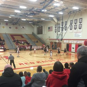 The girls basketball team defeated the Crystal Lake Central Tigers 72-33 on Monday, Jan. 25.