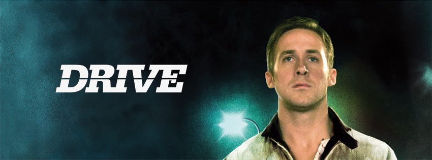 "Ryan Gosling plays the Driver in ""Drive"" (Courtesy of www.facebook.com/DriveTheMovie/photos)."