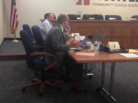 BOE discusses potential parking lot expansion at HHS
