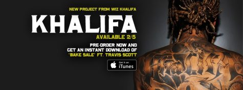 Wiz Khalifa Disappoints with New Album 'Khalifa'