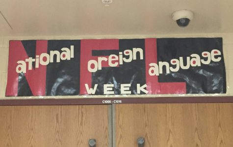 Foreign Language Week preparations go into action