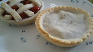 My Apple and Cherry Pies