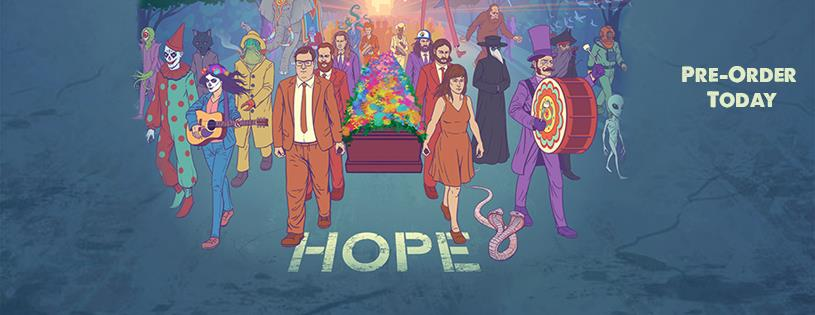 "The Strumbellas promote their new album ""Hope"" (Courtesy of www.facebook.com/thestrumbellas/photos)."