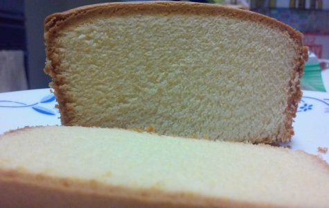 April's Recipe: Pound Cake