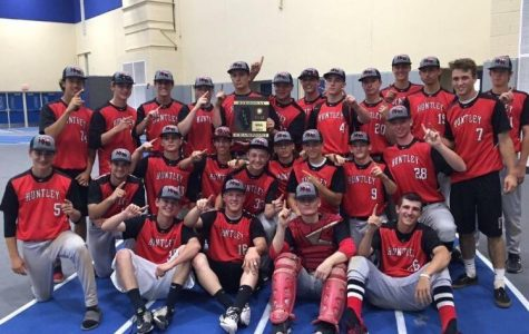 Huntley Baseball Makes a Run For the State Title