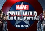 """""""Captain America: Civil War"""" provides many twists and turns (Courtesy of /www.facebook.com/CaptainAmerica/photos)."""
