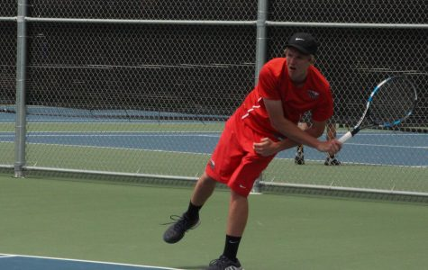 IHSA Boys Tennis Sectional 2016 at Huntley