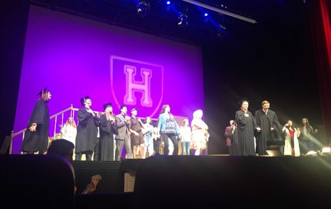 Legally Blonde marks the end of many HHS performers' high school careers