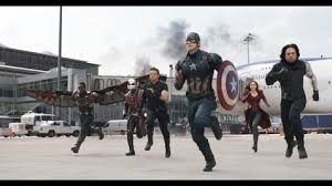 """""""Captain America: Civil War"""" is in theaters now. (courtesy of imdb.com)"""