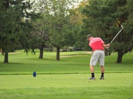 Huntley Boys Golf lost Tuesday Sept. 13 by a score of 160-170.