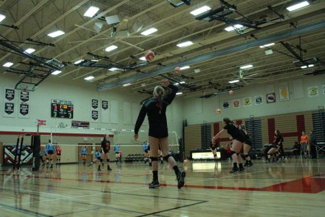 Fall Varsity Volleyball Tournament