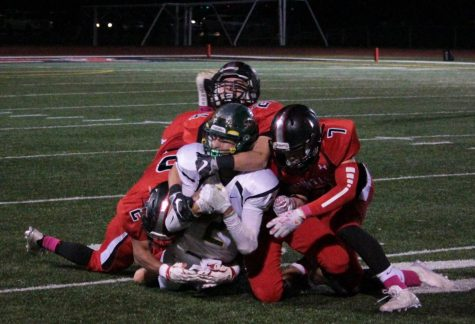 Huntley v. Crystal Lake South football 2016