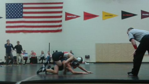 Huntley wrestling buries Cary Grove, defeats them by 55 points