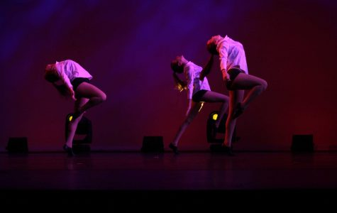 Orchesis performs spring dance concert