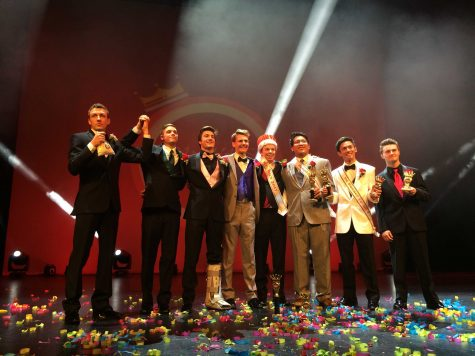 Mr. HHS Pageant is a success