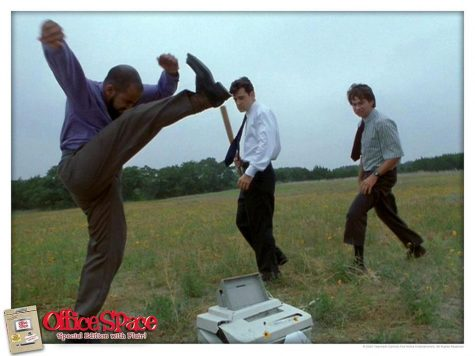 What to Watch: Office Space