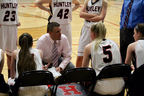Huntley Girls Basketball for the Win