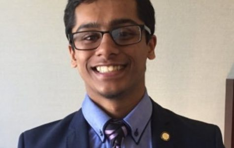 President of FBLA, Zayyan Faizal, juggles being involved and life outside of school