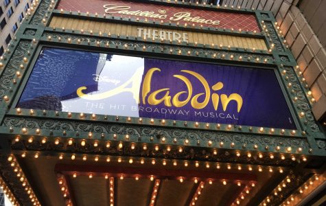 "A Whole New World for Disney's ""Aladdin on Broadway"""