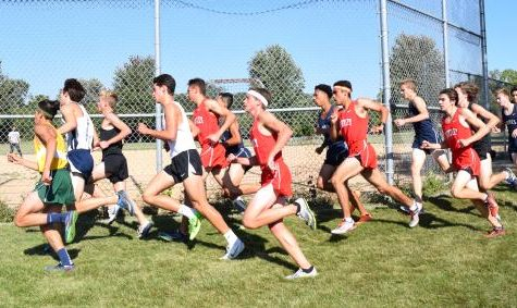Huntley boys cross country team looks to make history, qualify entire team for state