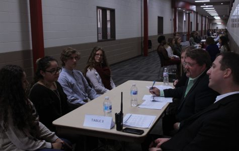 Medical Academy Interviews 11.9.17 by Maddy Anderson