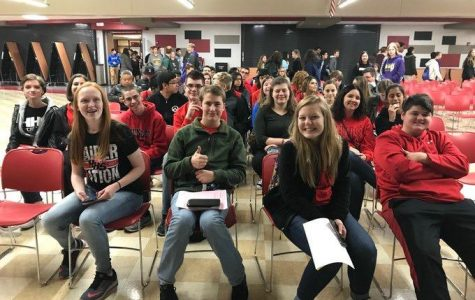 Math Team takes third in first tournament of the season