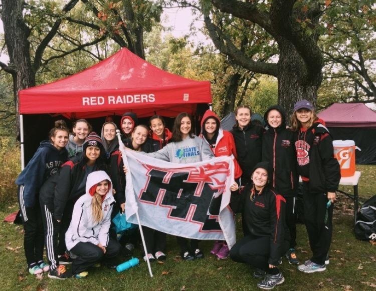 Girls+Cross+Country+wraps+up+the+2017+season