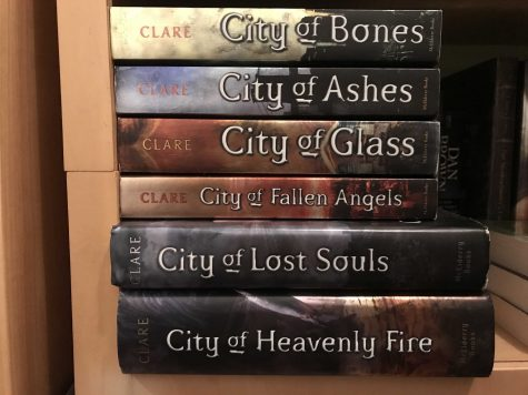 "Cassandra Clare's ""The Mortal Instruments"""
