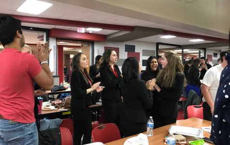 Huntley Hosts Winter Classic Speech Tournament