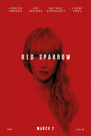 "The Unpredictable ""Red Sparrow"""