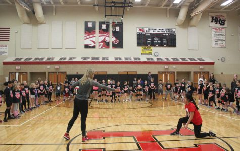 Huntley Volleyball Kids Club 04.19.18 by Haley Smalley