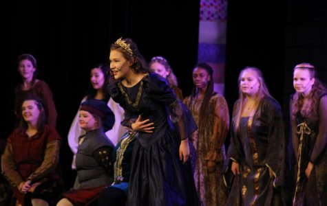 A happily ever after for the cast of 'Once Upon A Mattress'