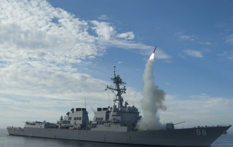 United States, United Kingdom, and France launch strikes against Syria