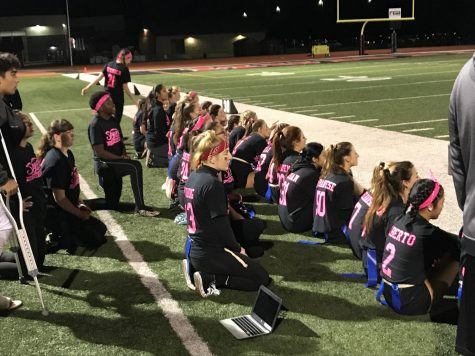 Girl Power: Freshmen and Seniors Triumph in the Powderpuff Game