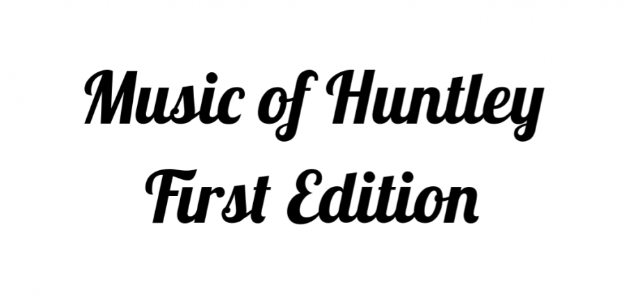 Music of Huntley – First Edition