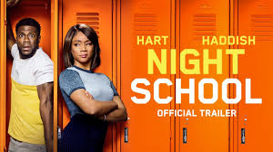 "Long awaited ""Night School"" not worth the rave"