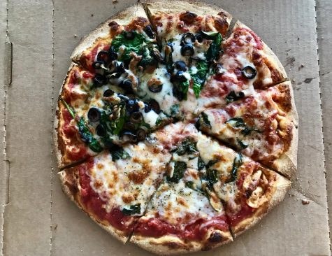 Hand Crafted Pizza Co.: not exactly crafted to perfection