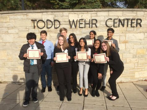 Making the Difference: A Successful First Conference for HHS's Model UN