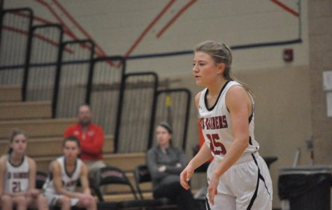 Girls Basketball Photographs, 11.30.18 – Sydney Laput