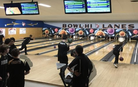 Boys Bowling Triumphs Over Grayslake North