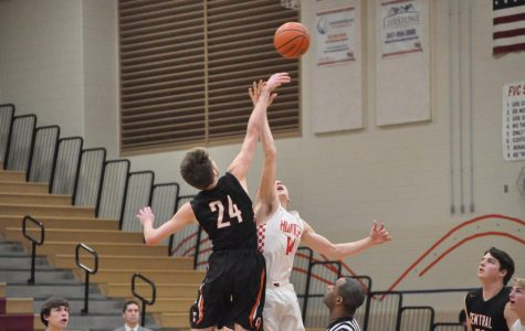 Boys Basketball Photographs, 1.23.19 – Sydney Laput