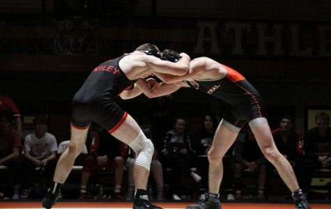 Boys Wrestling Photographs, 1.25.19 – Zach Isenegger
